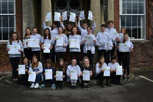 Drama Exam Success for Stroud High Students