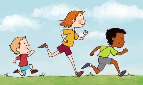 children running clipart clipartsgram com kids running clipart 900 539