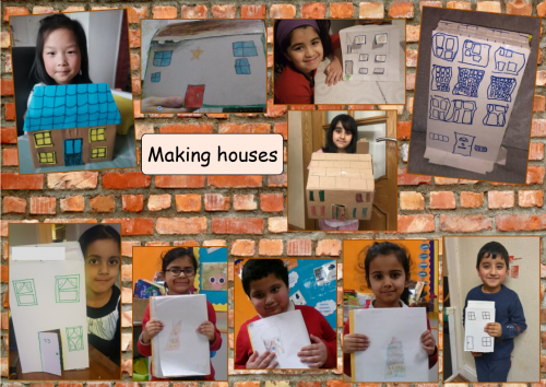 Design Technology - houses