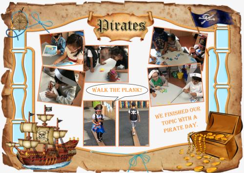 Pirate day