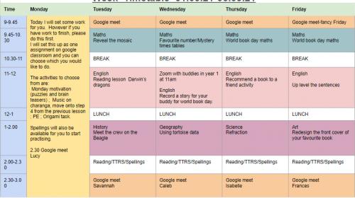 timetableweek8