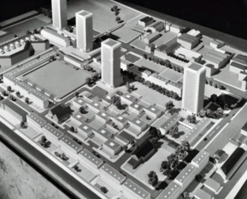 1960s Barkantine Estate Model