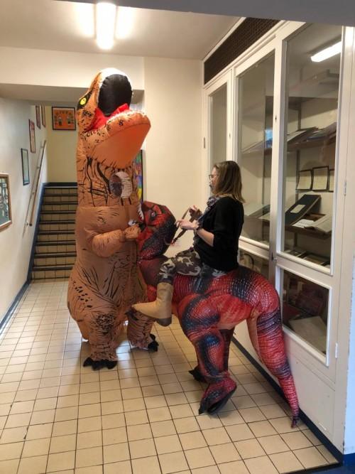 Dinosaur duo!