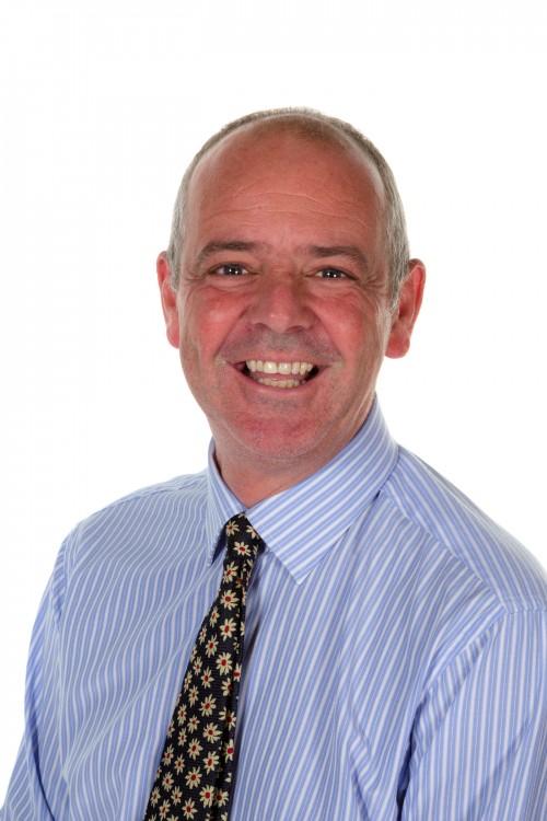 Mr A Budd - Principal