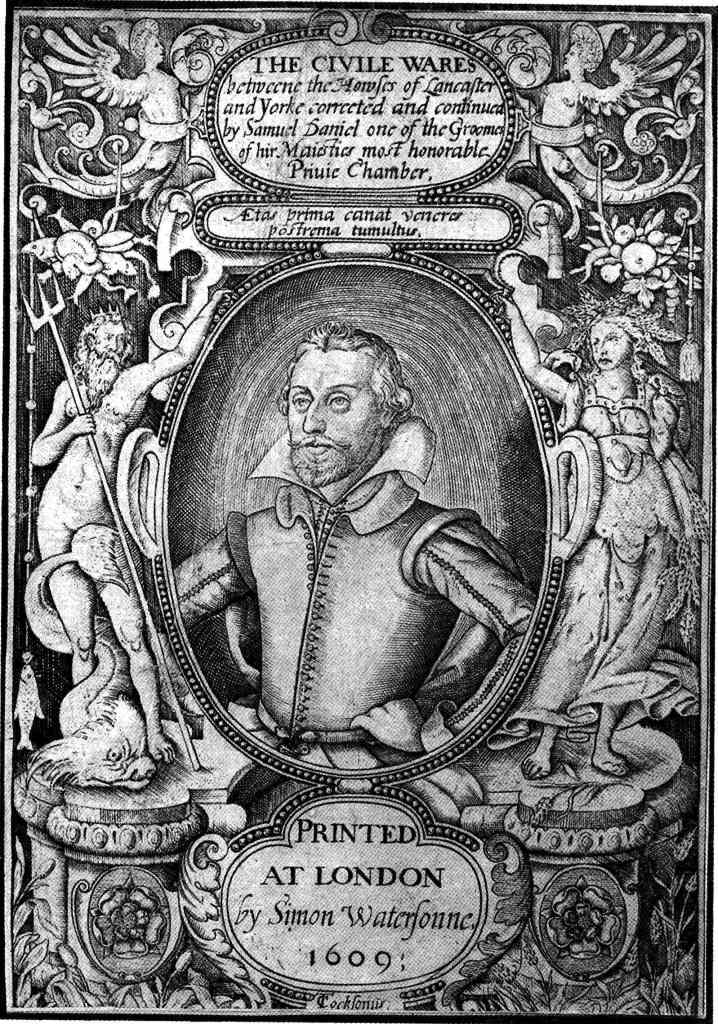 An detailed and intricate illustration of a playwright's portrait