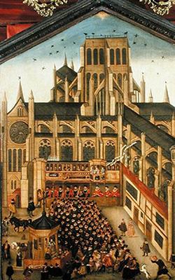St Paul's Cross