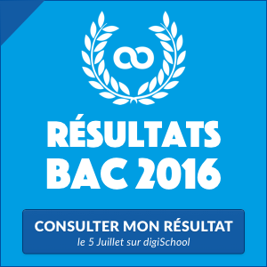 Résultats Bac 2016