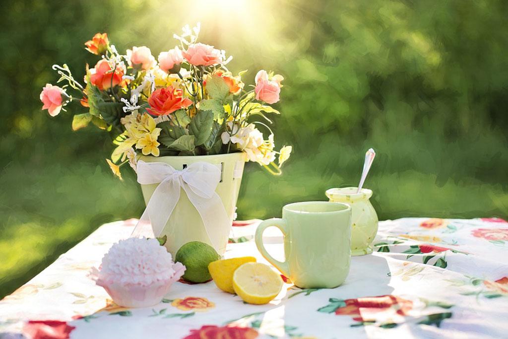 Summer Garden party