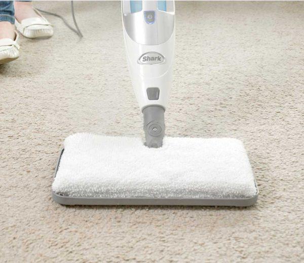 Steam your carpet