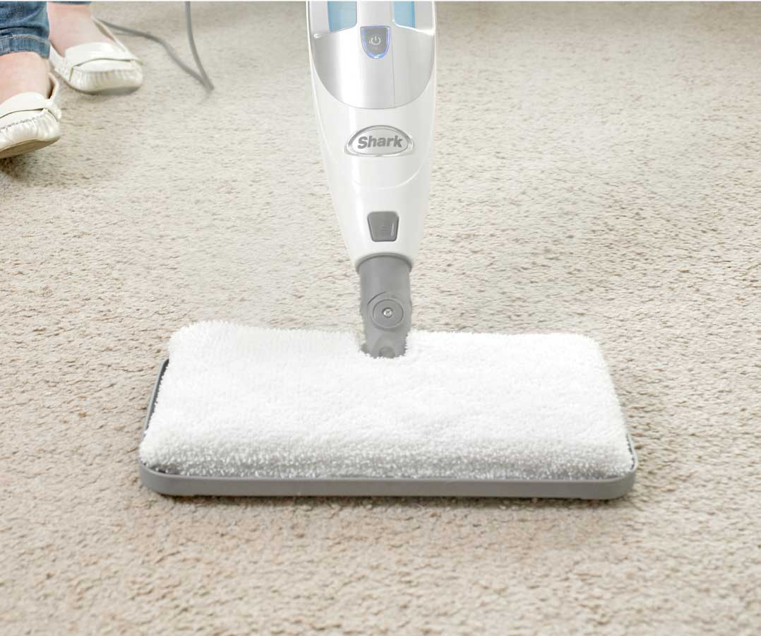 Steam Your Carpet Shark Innovative Vacuum Cleaners