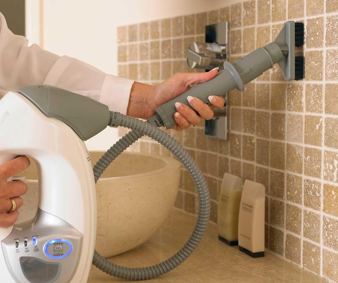 Steam Clean Your Grouting Shark Innovative Vacuum