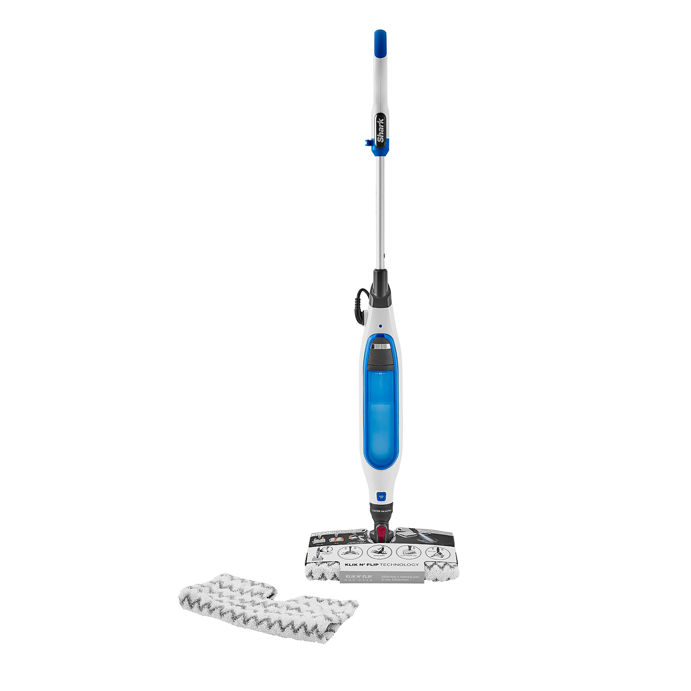 shark klik nu0027 flip manual steam pocket mop s6001uk