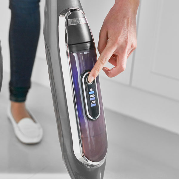 Shark Klik n' Flip Steam Mop with Intelligent Steam Control