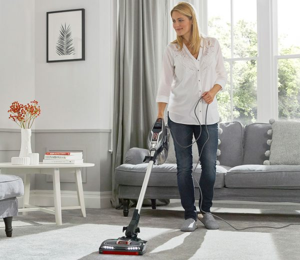 Introducing the <strong>Shark</strong> Rocket Stick Vacuum Cleaner with DuoClean Technology