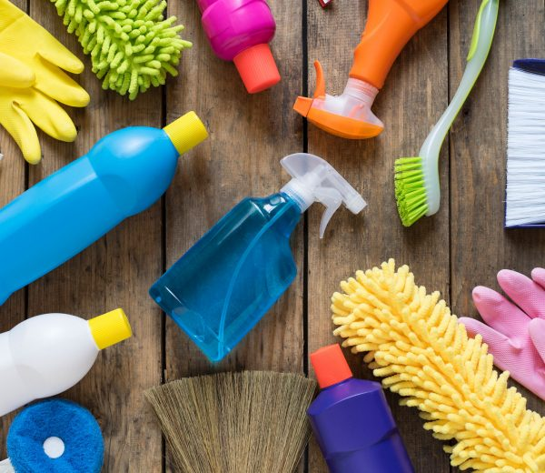 9 Fast and Easy Spring Cleaning Tips for Your Home