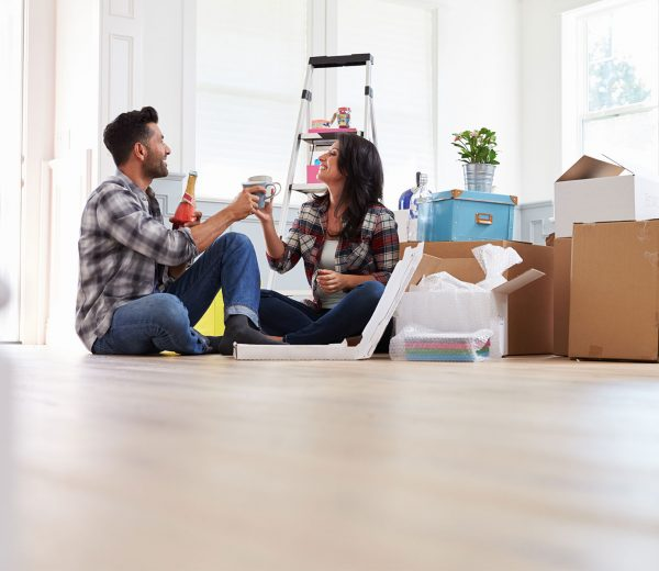 Cleaning Your New Home – 4 Tips for Your Big Move