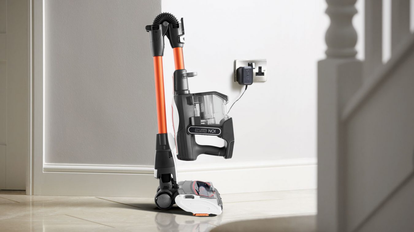 Easy Storage with the Shark Cordless Vacuum Cleaner