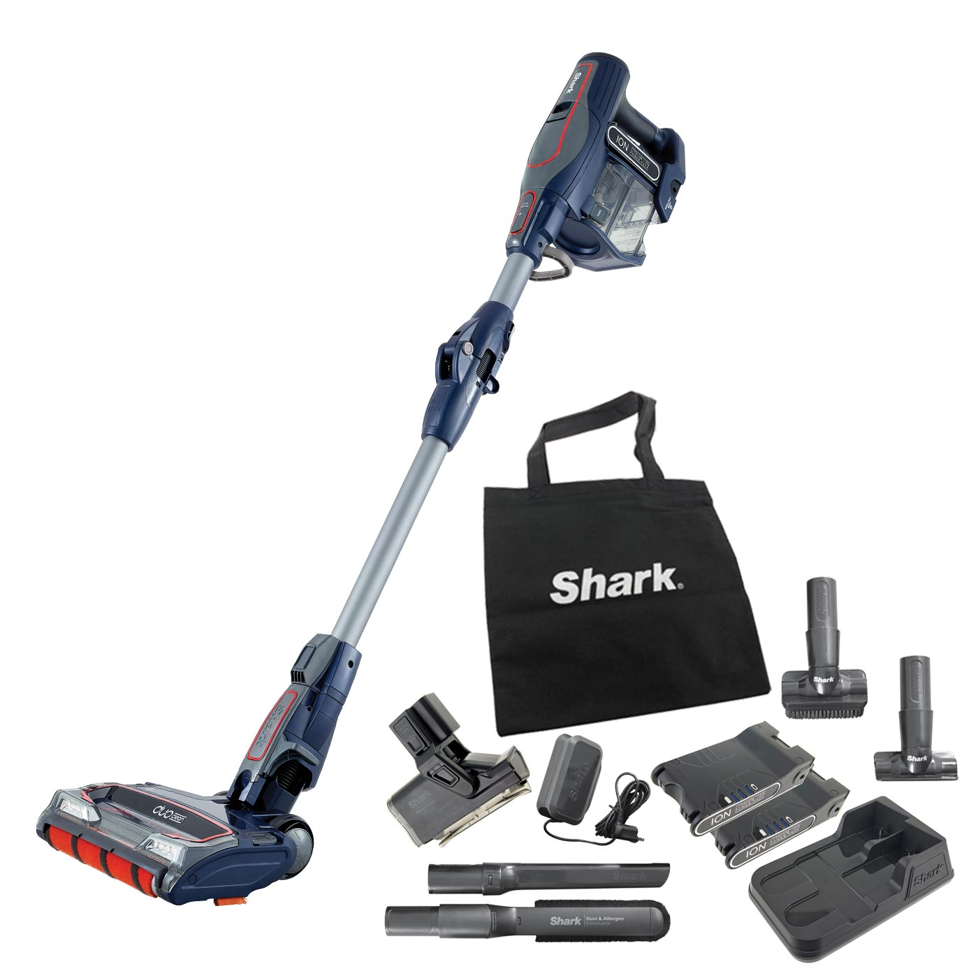 Shark Duoclean Cordless Vacuum Cleaner With Truepet And