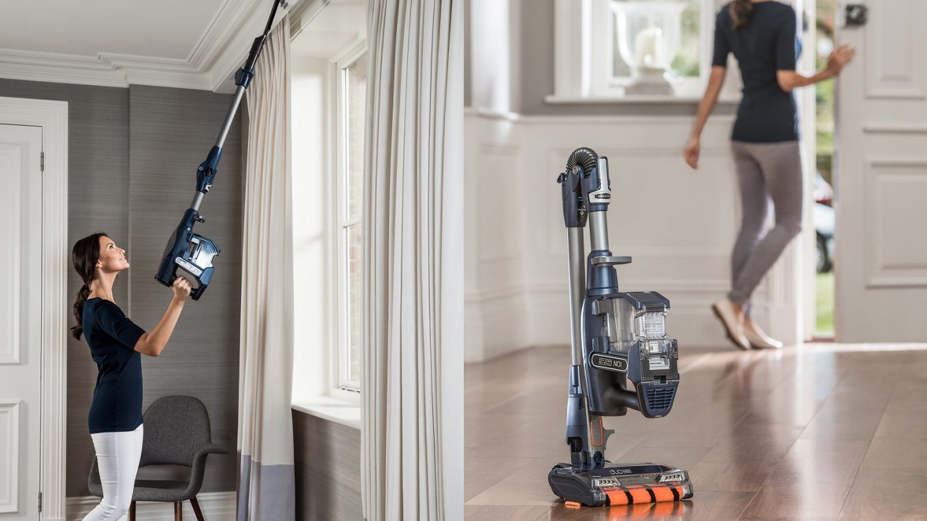 Versatile Cleaning with the Shark DuoClean Cordless Vacuum Cleaner IF250UKT