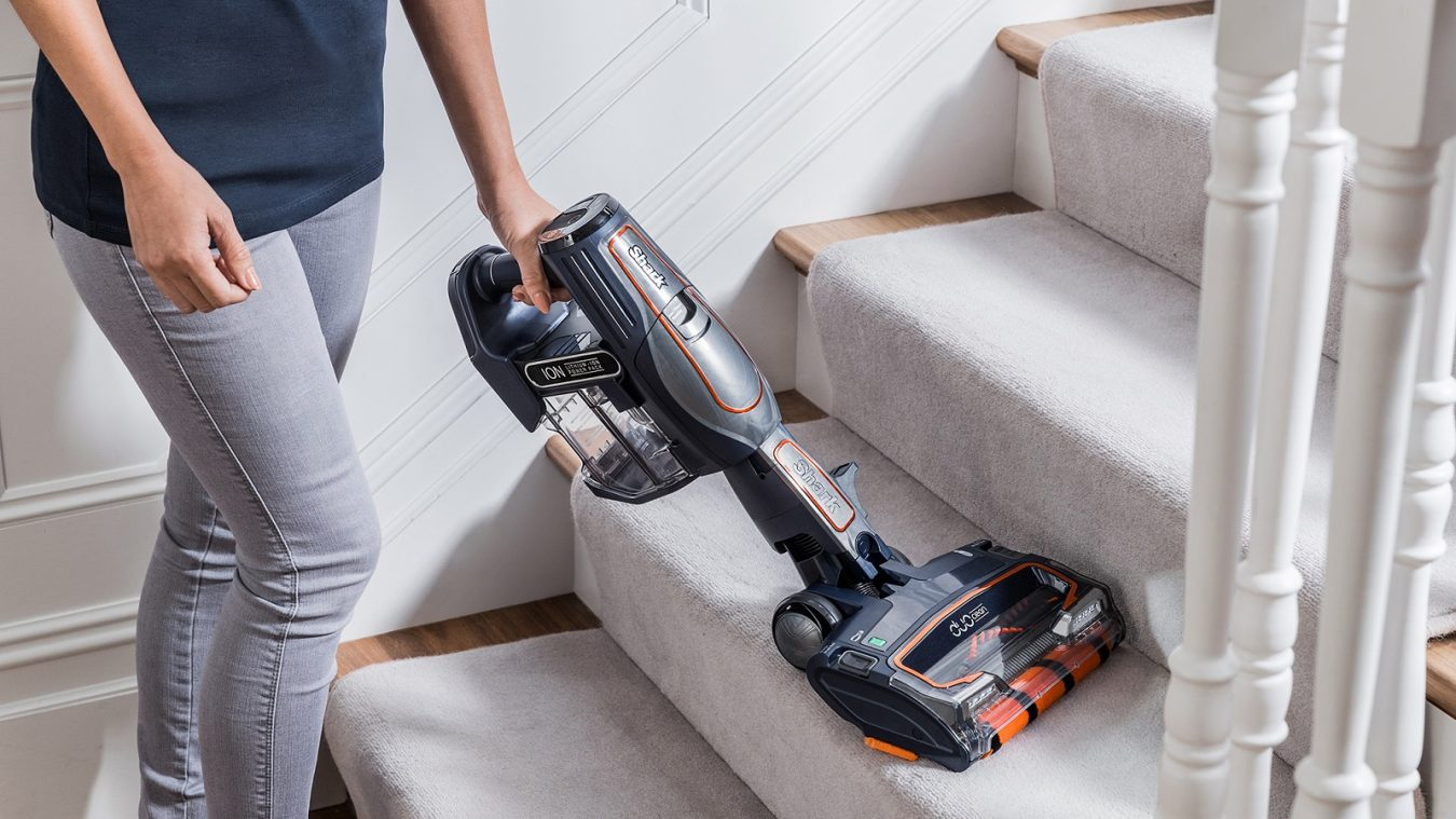 Shark Duoclean Cordless Vacuum Cleaner With Truepet If250ukt