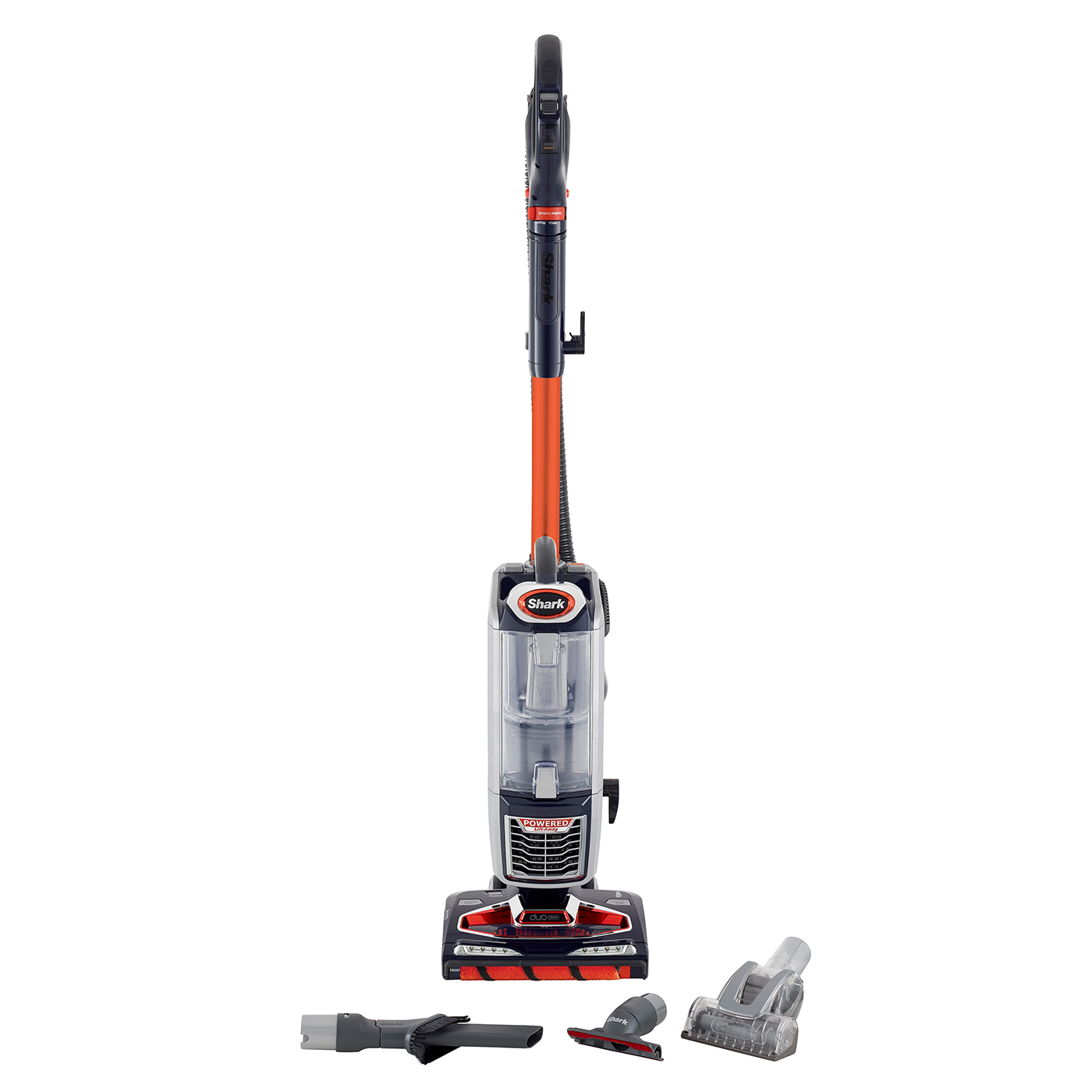 Shark DuoClean Powered Lift Away Upright Vacuum Cleaner With True Pet NV801UKT