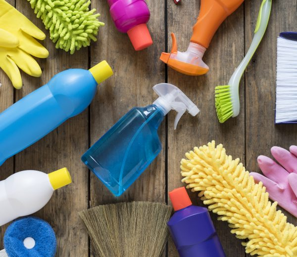 7 Spring Cleaning Hacks That Speed Up the Process
