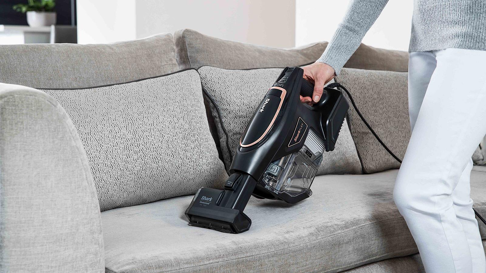 Shark Duoclean Corded Truepet Stick Vacuum Cleaner Hv390ukt