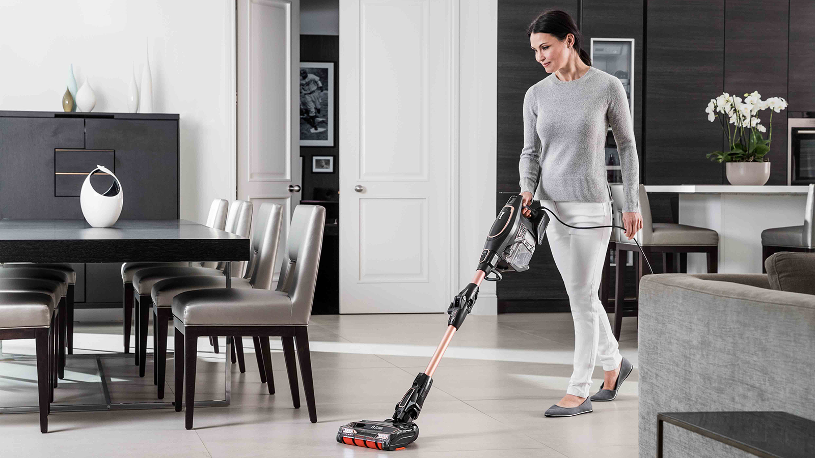 Shark DuoClean Corded Stick Vacuum Cleaner