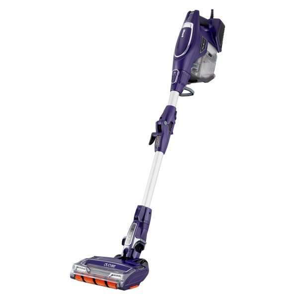 Shark DuoClean Corded Stick Vacuum Cleaner with Flexology - HV390UK
