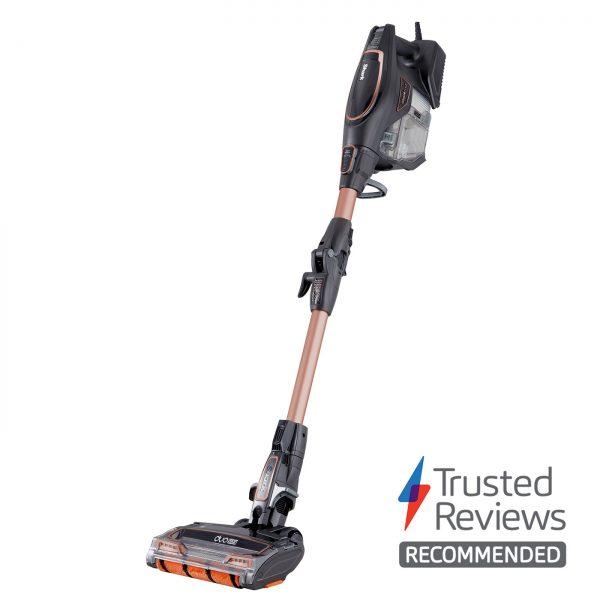 Shark DuoClean Corded Stick Vacuum with Flexology, TruePet Model – HV390UKT