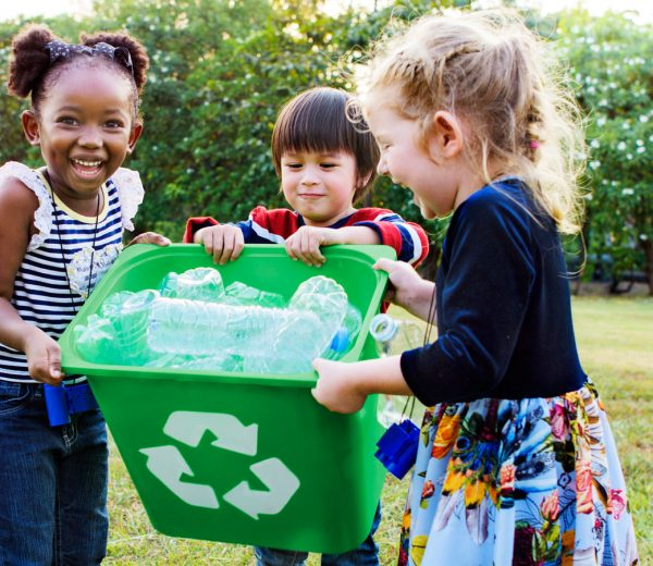 How to Get Your Kids Involved in Recycling at Home