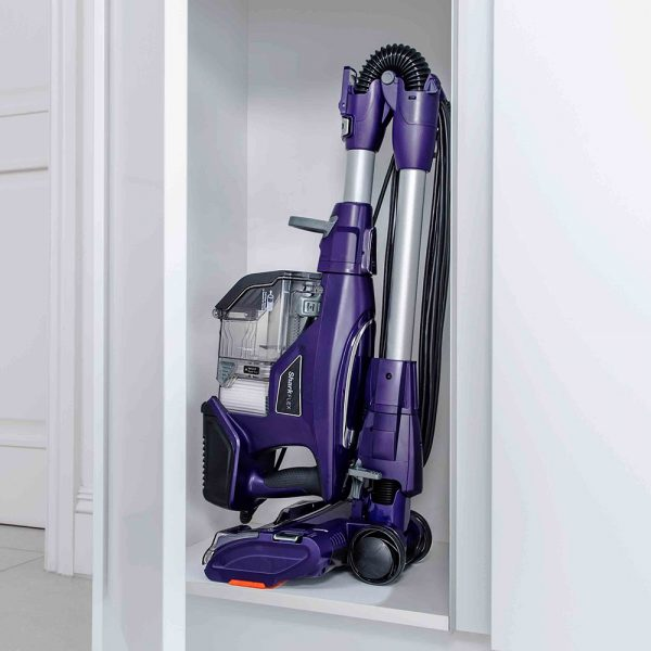 Easy Compact Storage with Shark DuoClean Corded Stick Vacuum Cleaner