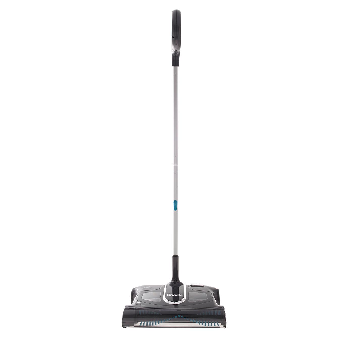 shark cordless rechargeable hard floor sweeper v3800. Black Bedroom Furniture Sets. Home Design Ideas