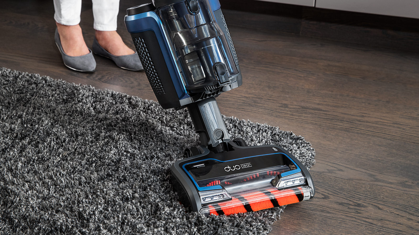 Shark Duoclean Cordless Upright Vacuum Cleaner With