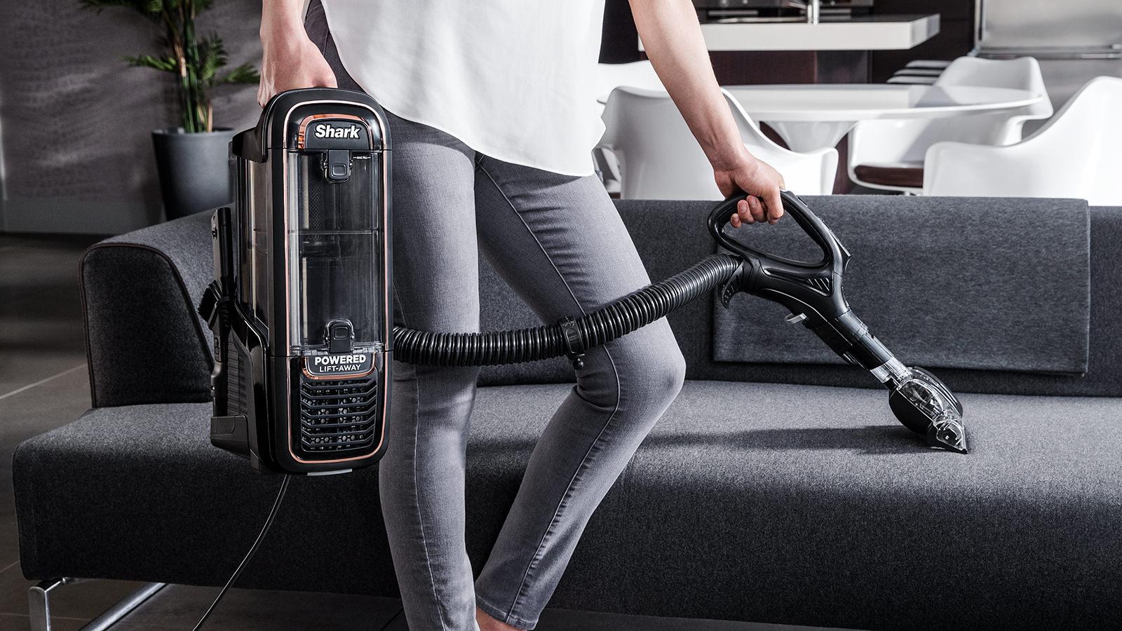 Shark Duoclean Powered Lift Away Xl Pet Vacuum Cleaner