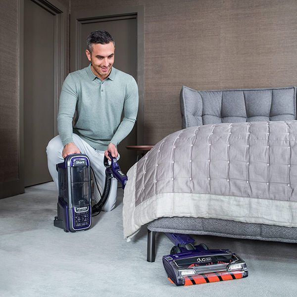 Shark Duoclean Powered Lift Away Xl Upright Vacuum Cleaner