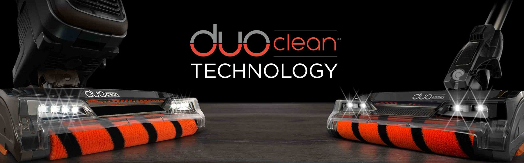 Shark DuoClean Vacuum Cleaner Technology