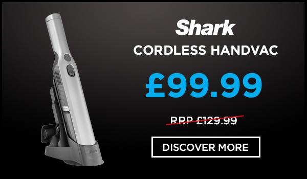 Shark Cordless Handheld Vacuum Cleaner