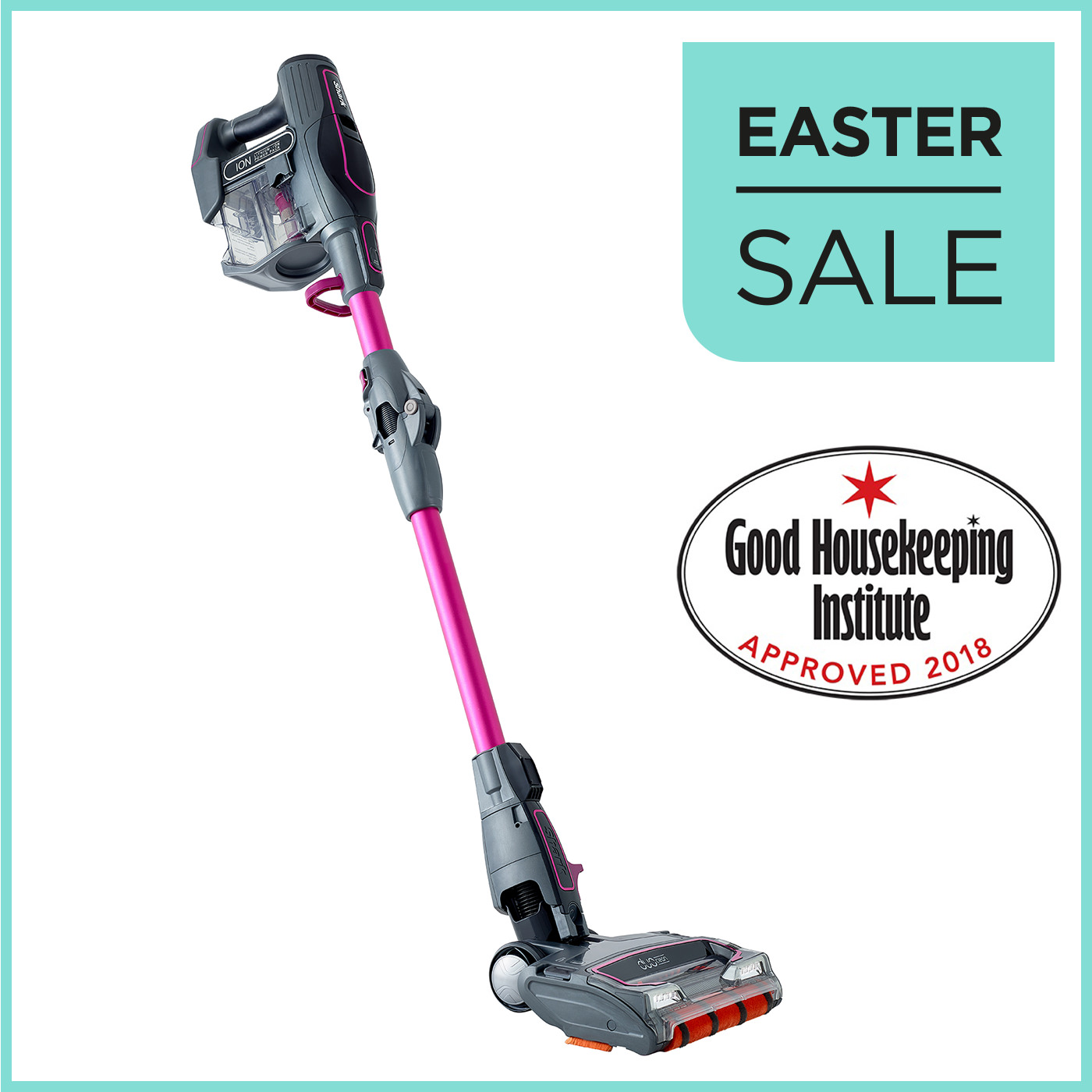 Shark DuoClean Cordless Vacuum Cleaner with Flexology and TruePet IF200UKT2
