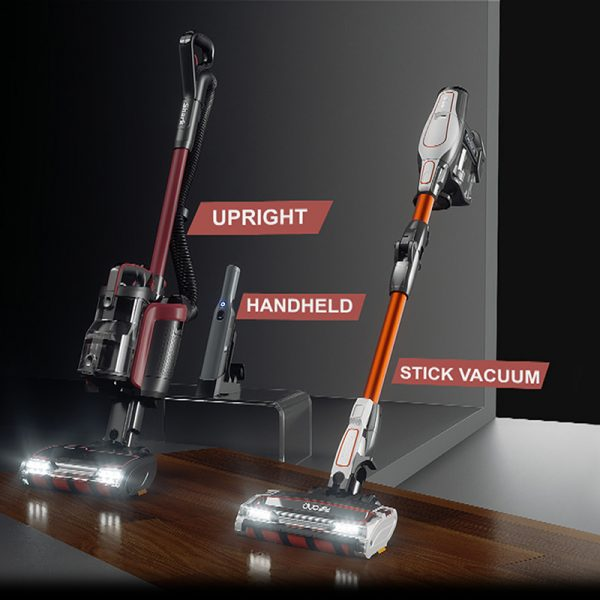 Introducing Shark Cordless Vacuum Cleaners