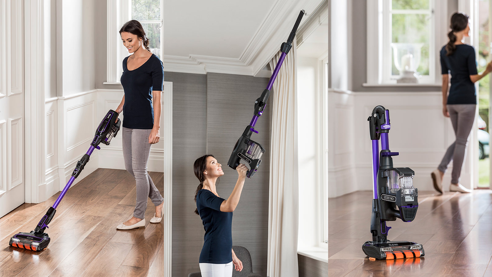 Versatile Cleaning with Shark Cordless Vacuum Cleaner IF130UKTH