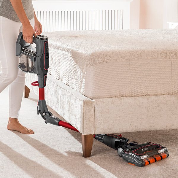 Under Furniture Cleaning with Flexology on Shark Cordless Vacuum Cleaner IF260UKTH