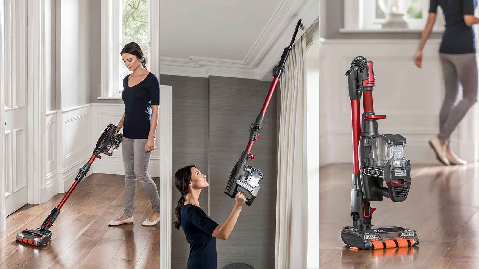 Versatile Cleaning with Shark Cordless Vacuum Cleaner IF260UKTH