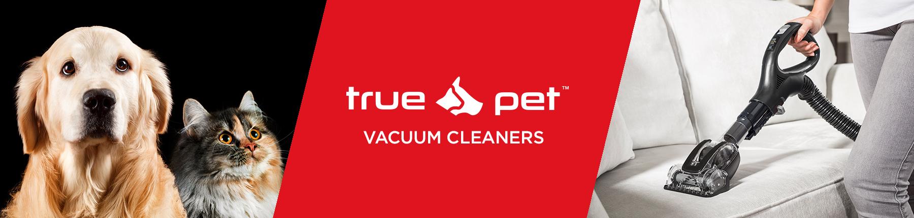 Shark Vacuum Cleaners with TruePet