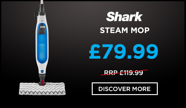Shark Klik 'n' Flip Steam Pocket Mop