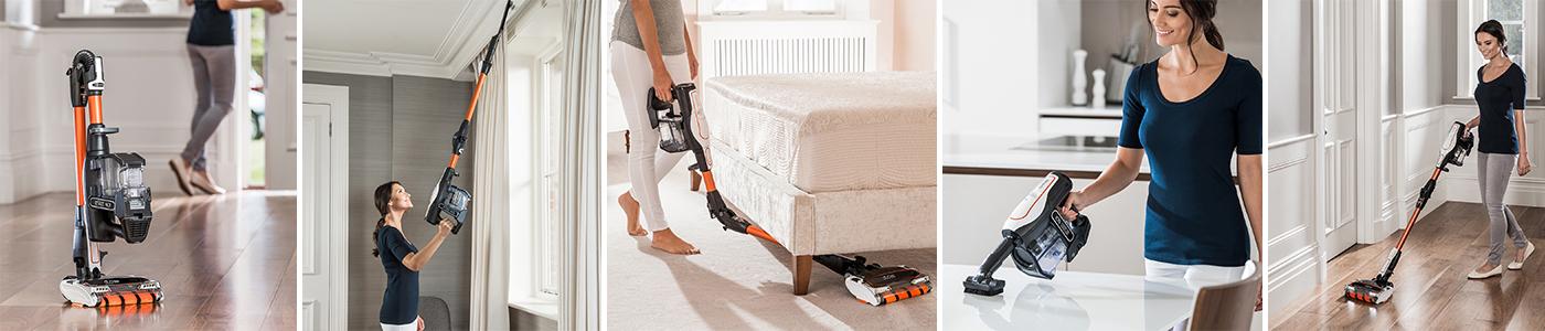 Shark Cordless Vacuum Cleaners