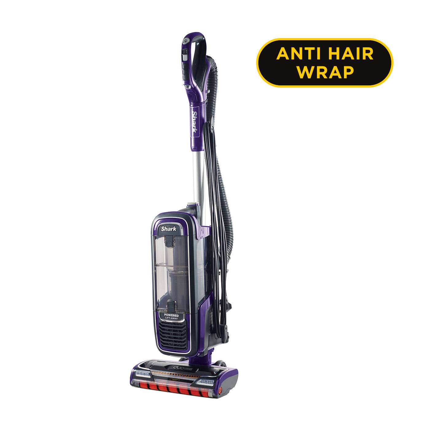 Shark Anti Hair Wrap Upright Vacuum Cleaner Xl With Powered Lift Away Az950uk