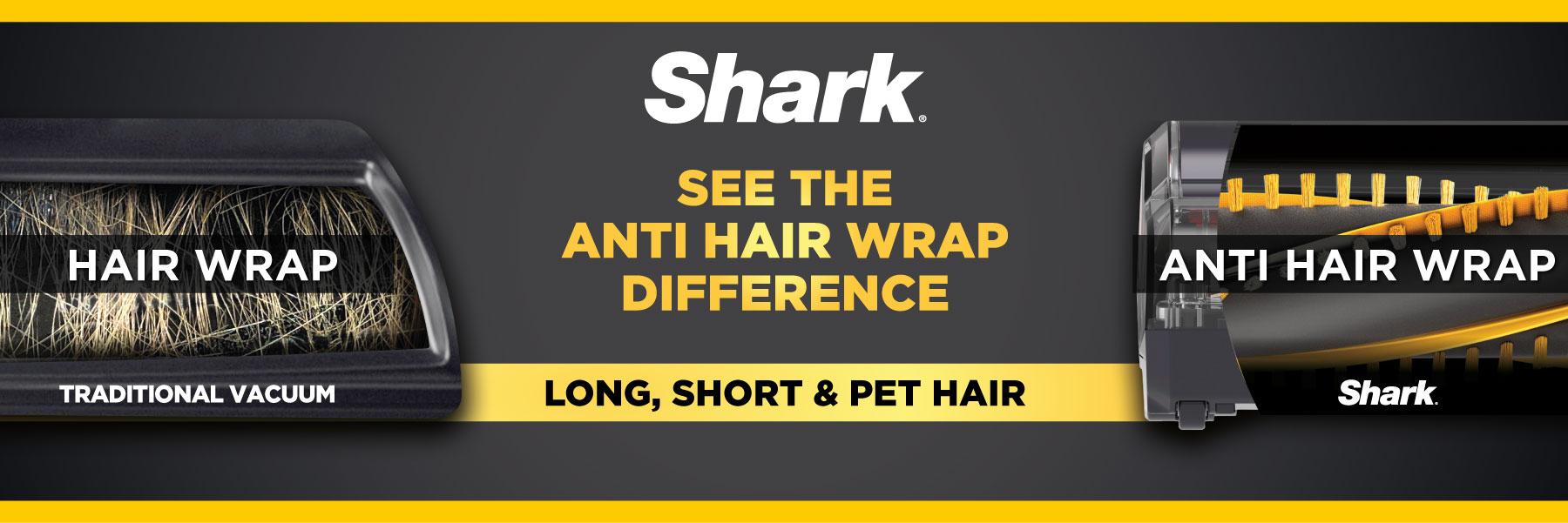 Anti Hair Wrap Technology 26 08 Shark Innovative