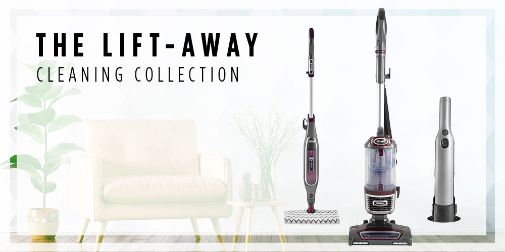 The Lift-Away Cleaning collection