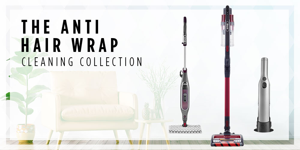 The Anti Hair Wrap Cleaning Collection